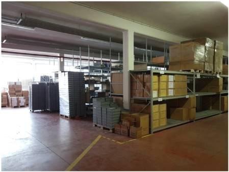 Capannone uso industriale vendita a Martellago