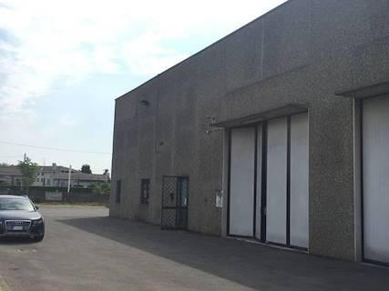 Laboratorio uso industriale in vendita a Martinengo