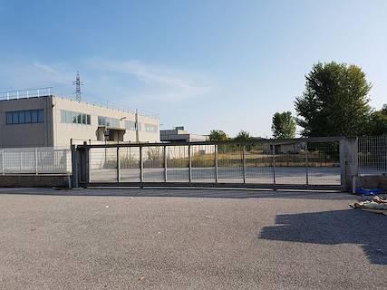 Capannone uso industriale in vendita a Monselice