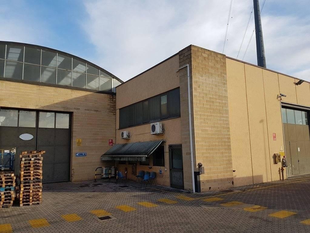 Capannone uso industriale in vendita a Arcole