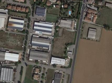 Terreno edificabile uso commerciale/industriale in vendita a Gossolengo