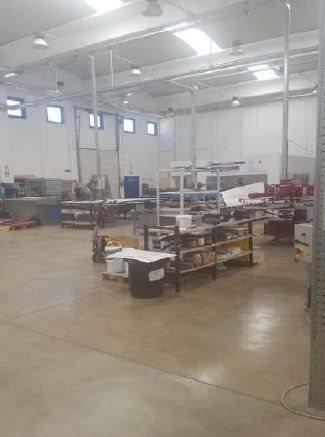 Capannone uso industriale vendita a Selargius