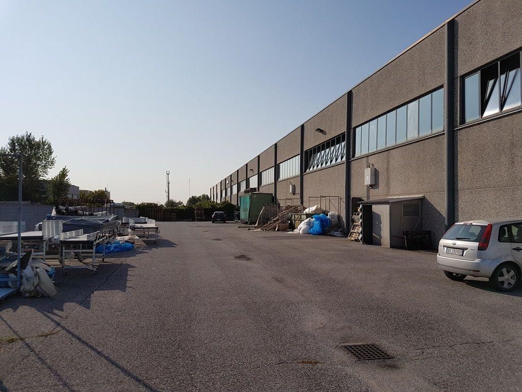 Capannone uso industriale vendita a Monselice