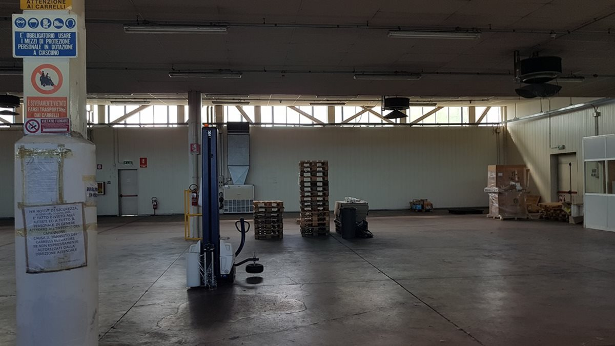 Capannone uso industriale vendita a Sasso Marconi