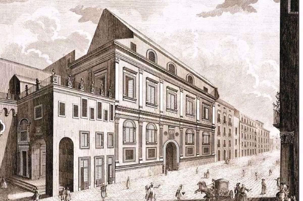 Ufficio affitto a Napoli