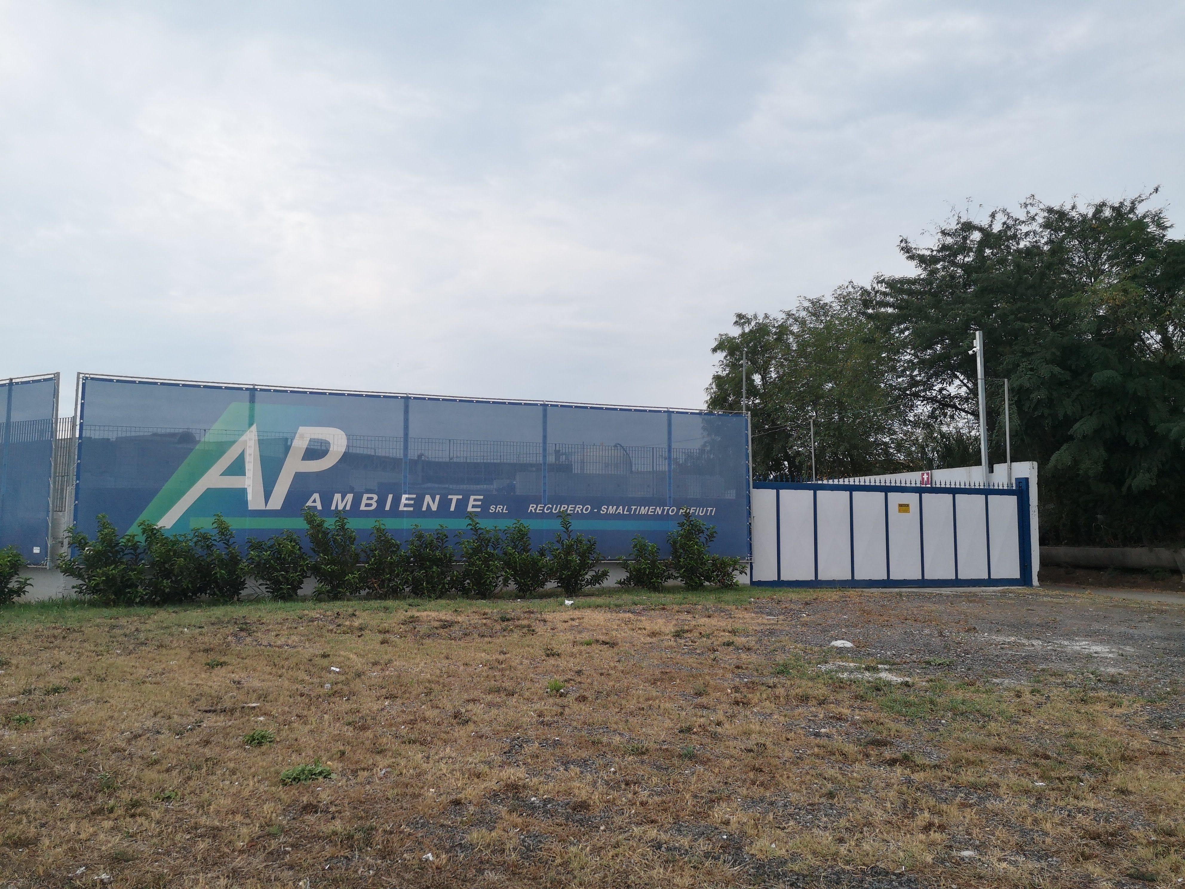Complesso uso industriale vendita a Battipaglia