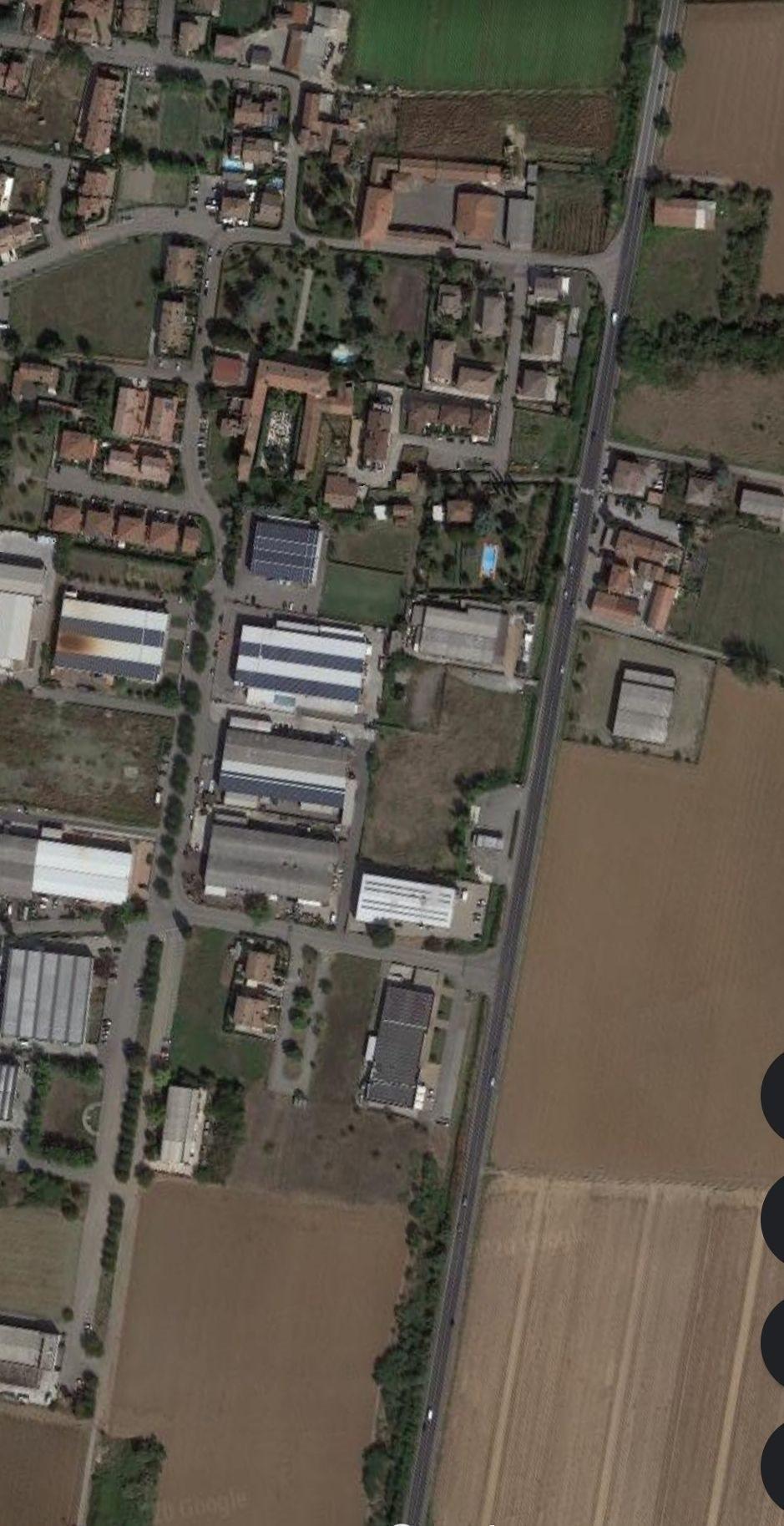 Terreno edificabile uso industriale vendita a Gossolengo